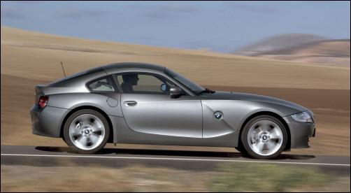 BMW Z4 Coup�