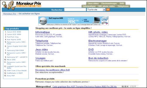 monsieurprix.com