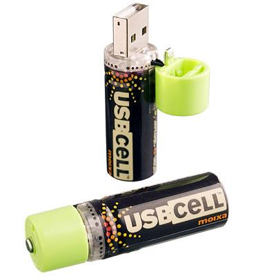 USBcell Moixa