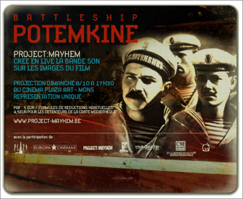 Potemkine par Project:Mayhem