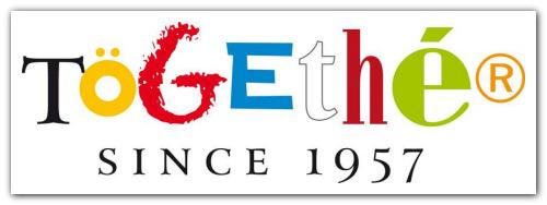 Le Logo du 50e anniversaire de l'Union Européenne - together